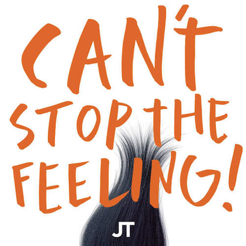 Justin Timberlake – 'Can't Stop The Feeling' |